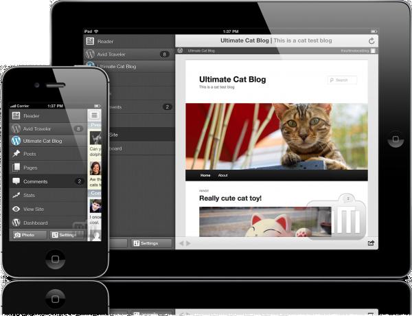 WordPress - iGadgets