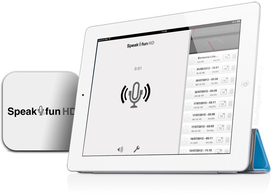 Speakfun HD - iPad