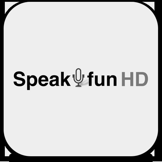 Ícone - Speakfun HD