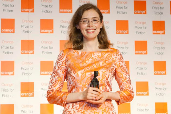 Madeline Miller, vencedora do Orange Price for Fiction em 2012
