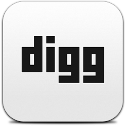 Ícone do app Digg