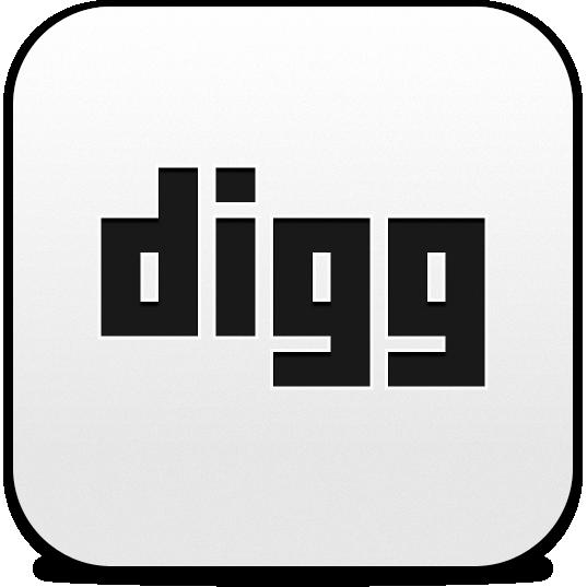 Ícone do app Digg