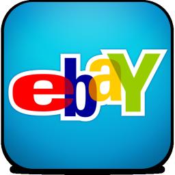 Ícone do app eBay para iPad