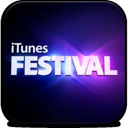 Ícone do app iTunes Festival London 2012