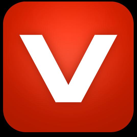 Ícone dos apps VEVO