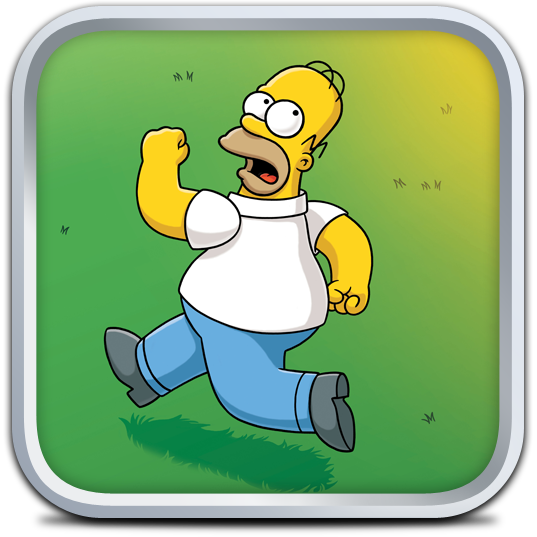 Ícone do jogo The Simpsons: Tapped Out