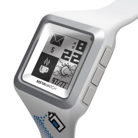 MetaWatch STRATA - Susan Kare Limited Edition (miniatura)