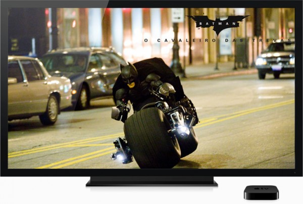 Filme do Batman na Apple TV