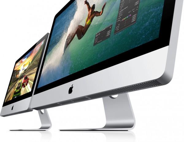 Dois iMacs