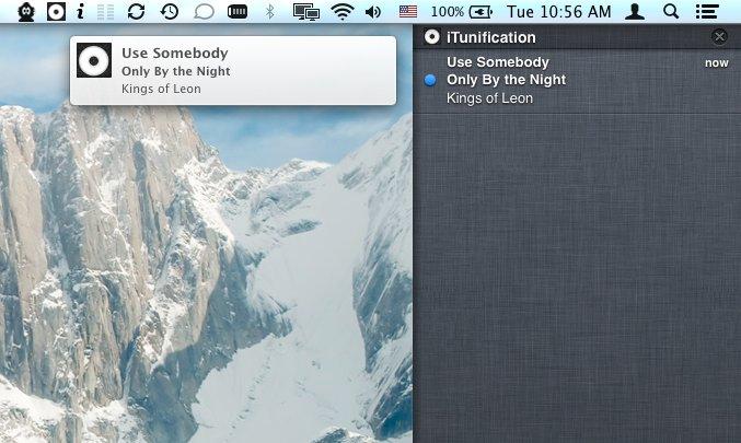 iTunification - Mac