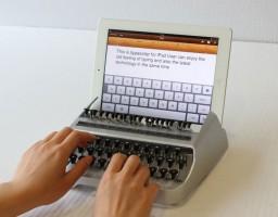 iTypewriter com iPad