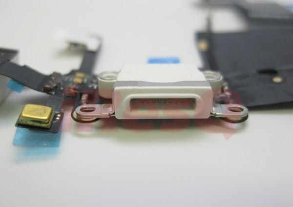 Peças destinadas ao iPad mini e ao iPhone de sexta geração