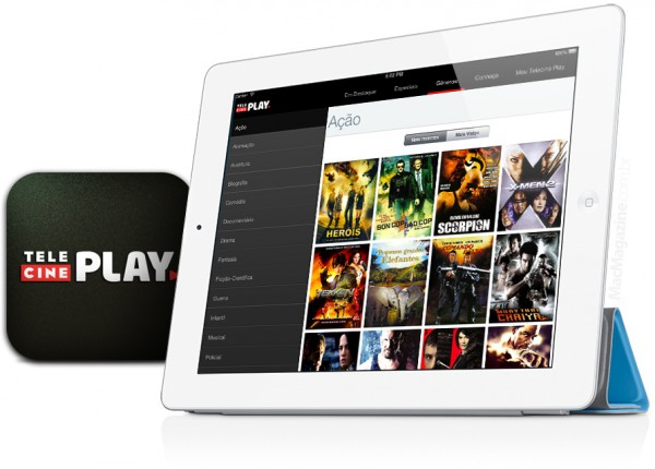 Telecine Play - iPad