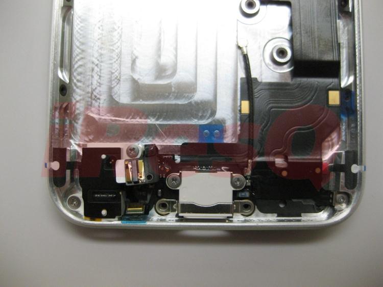 Peças encaixando no novo iPhone