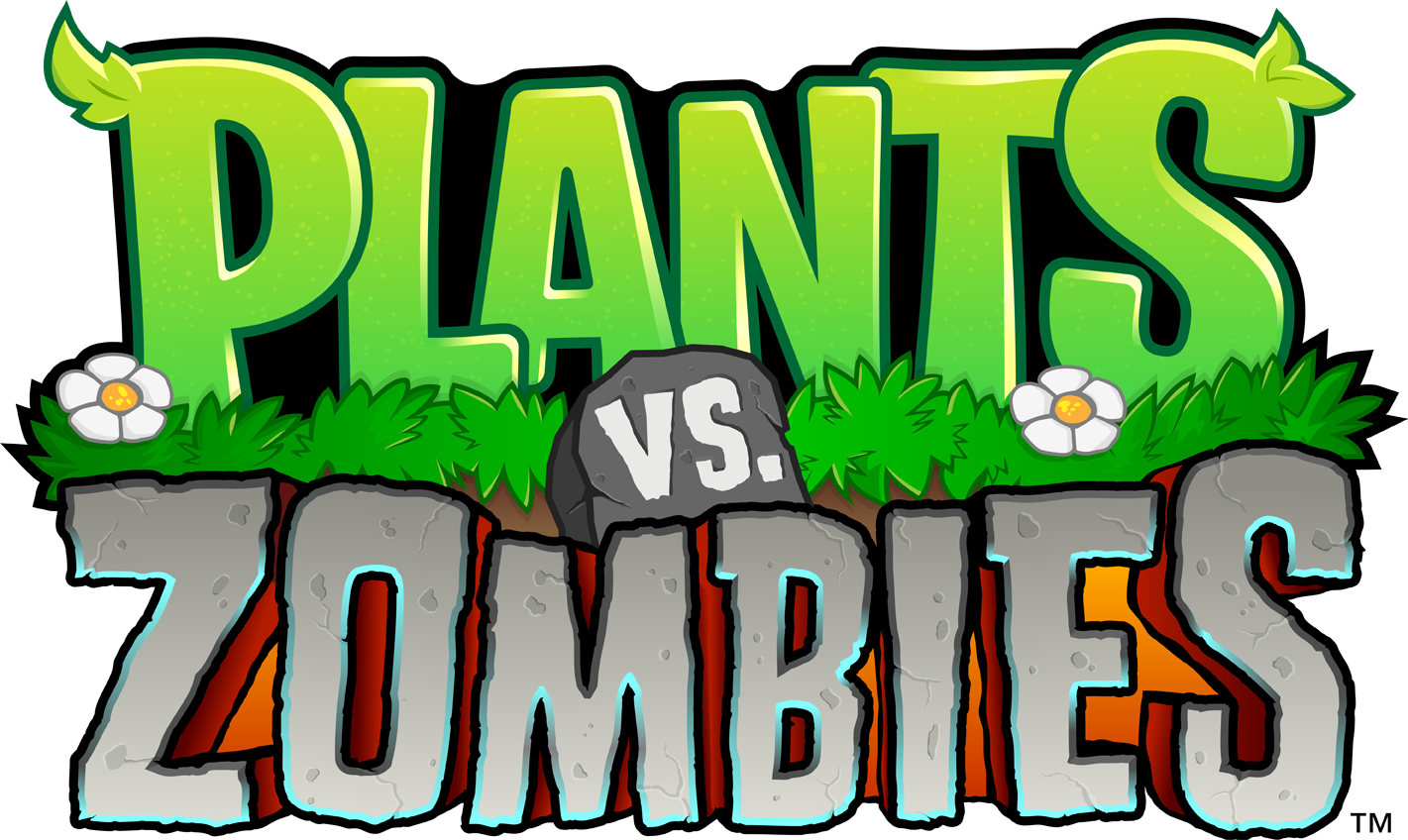 Logo - Plants vs. Zombies