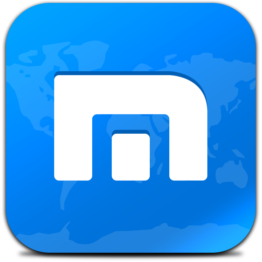 Ícone - Maxthon para iOS
