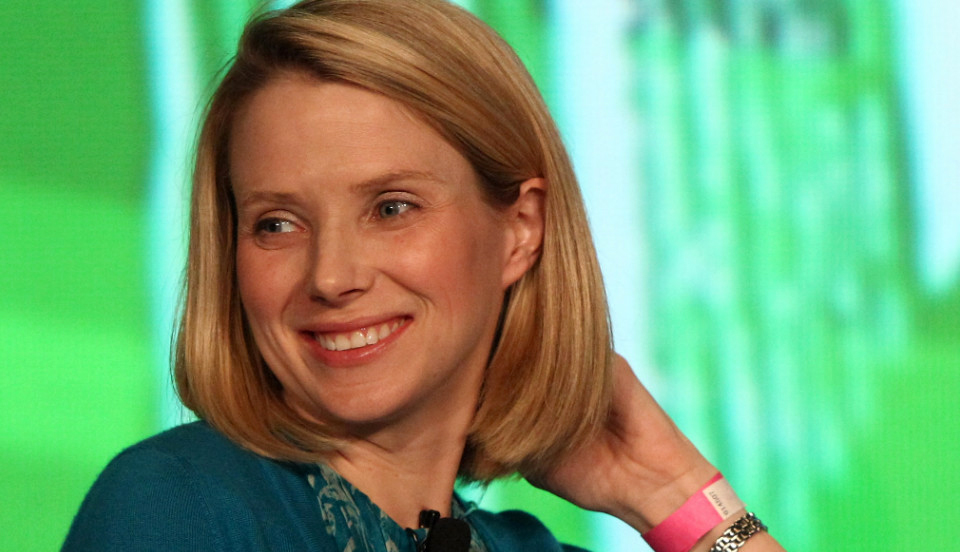 Marissa Mayer, CEO do Yahoo!