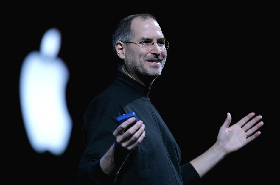 Steve Jobs abrindo a Macworld Expo 2011