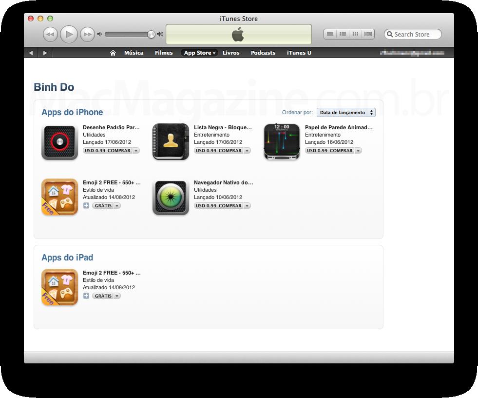 Apps enganosos da Binh Do