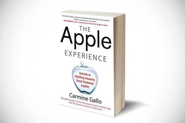 Livro The Apple Experience, de Carmine Gallo