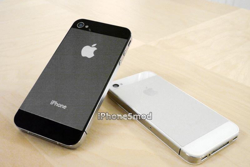 Kit de conversão do iPhone de sexta geração para 4/4S