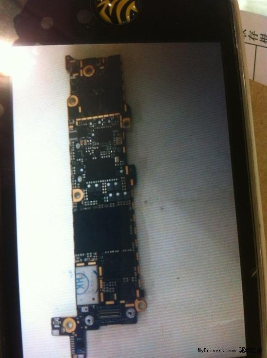 Placa lógica do iPhone 5?