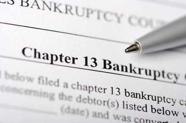 Chapter 13, Bankruptcy