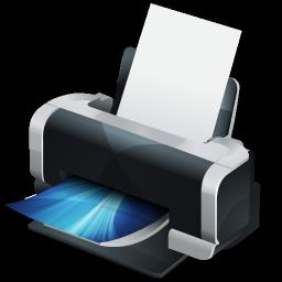 Ícone de impressora da HP