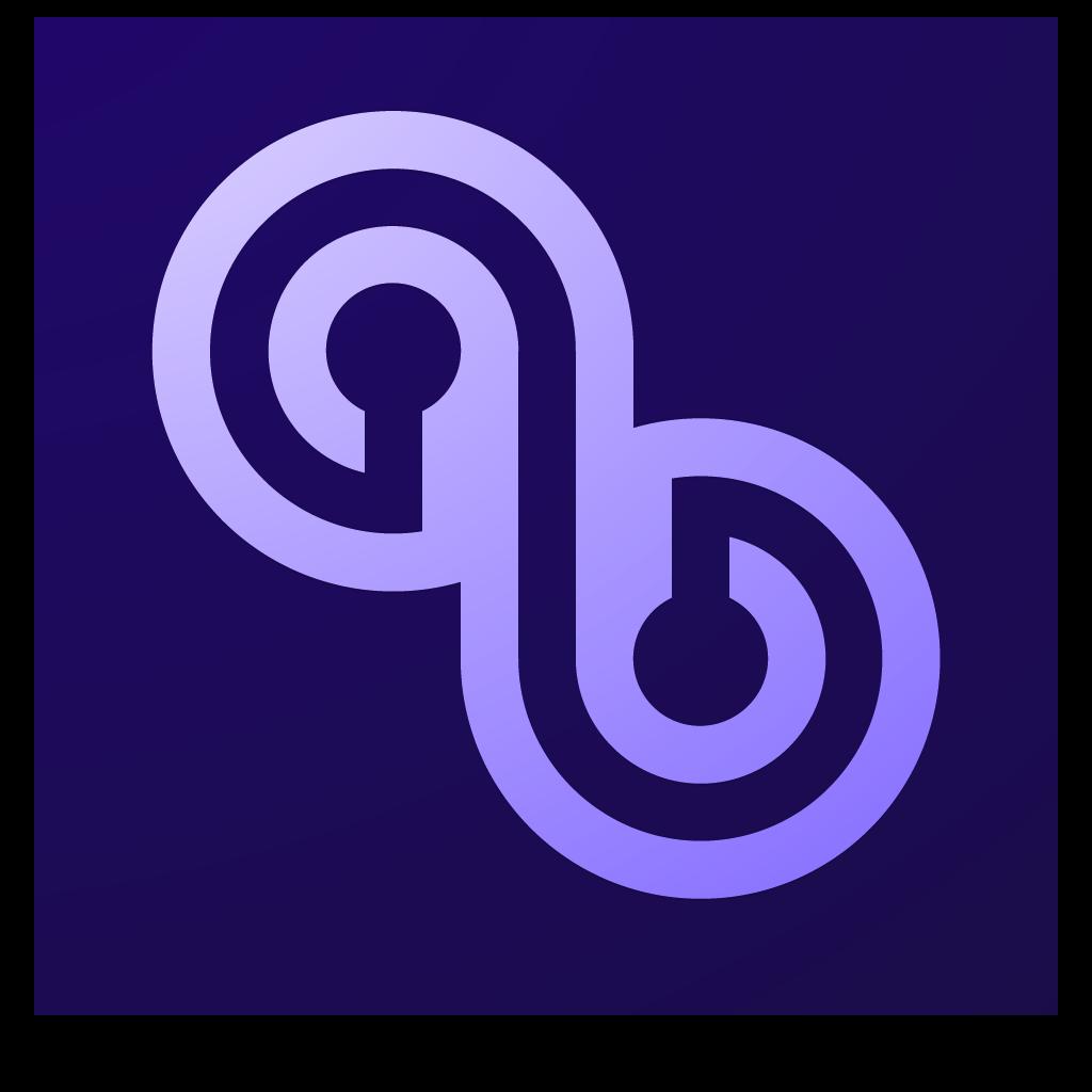 Ícone - Adobe Revel para Mac