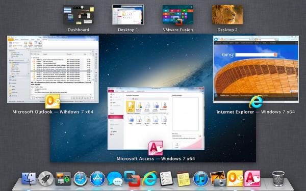 VMware Fusion 5 para Mac