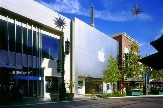 Apple Store, The Grove