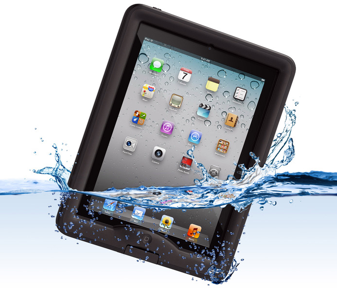 LifeProof iPad nüüd case