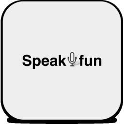 Ícone - Speakfun