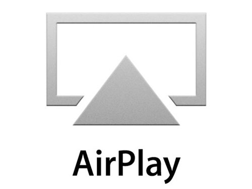 Logo do AirPlay