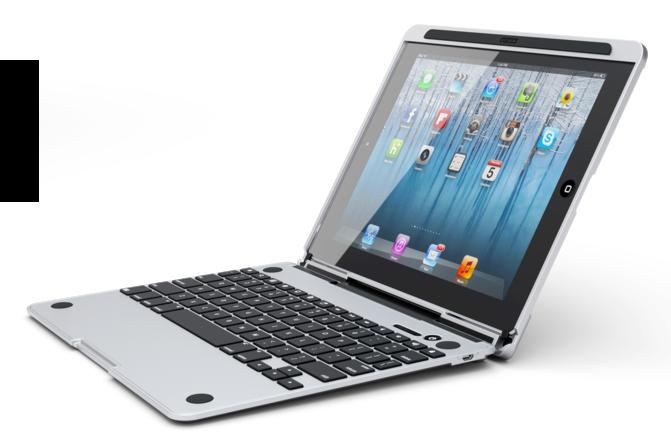 Case CruxSKUNK com iPad