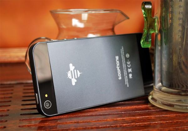Goophone - clone do iPhone 5?