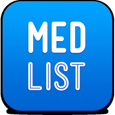 Ícone - Med List