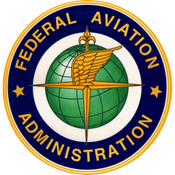 Logo da Federal Aviation Administration (FAA)