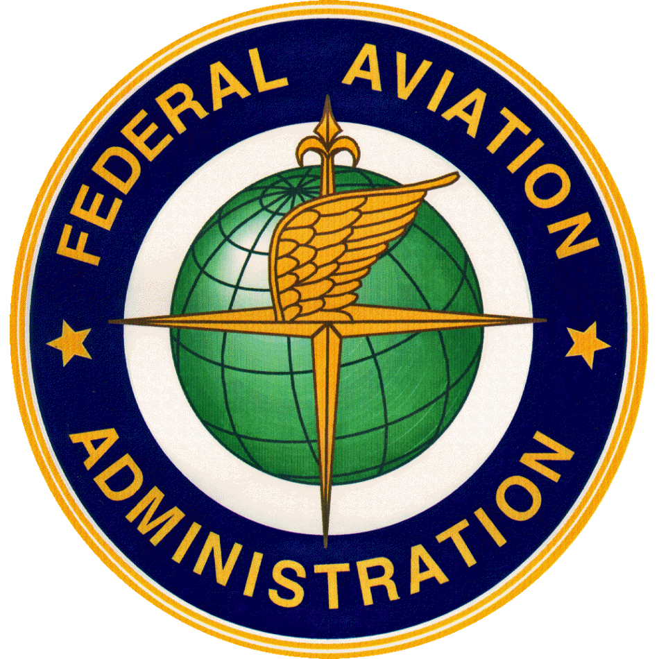 Logo da Federal Aviation Administration (FAA)