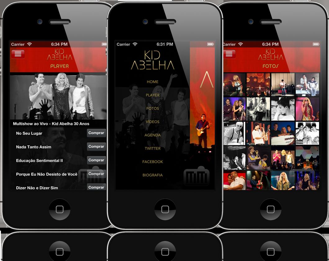 Kid Abelha - iPhones