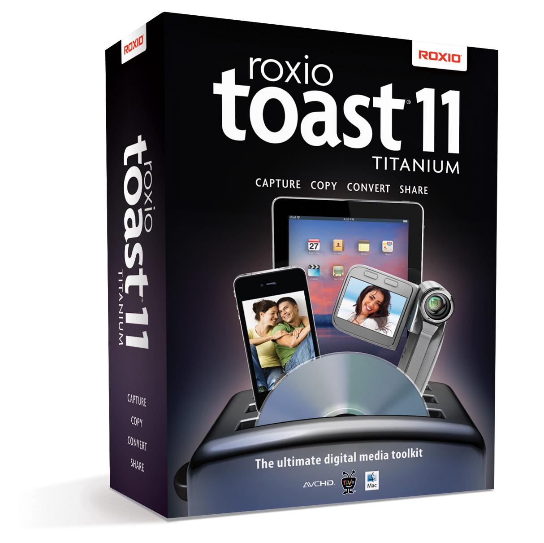 Caixa - Roxio Toast Titanium 11
