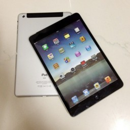 "Mockup do ""iPad mini"" (Apple.pro)"