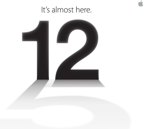 Evento da Apple 12/9