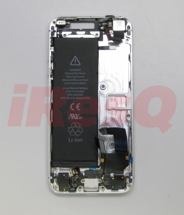 Bateria do novo iPhone
