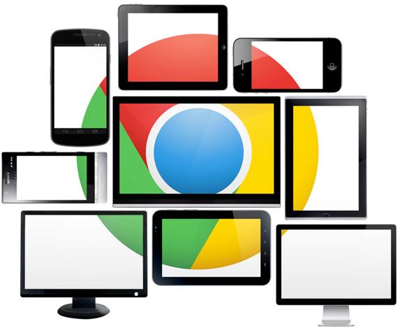 Google Chrome - quatro anos