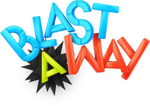 Blast-A-Way - logo
