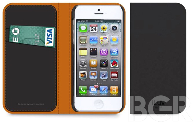 Cases para o iPhone 5?