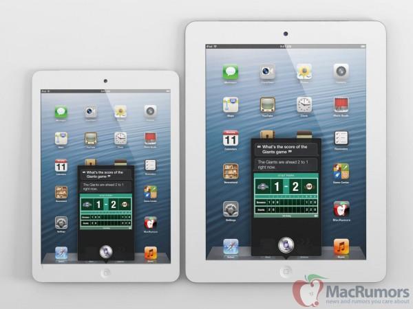 Mockup do iPad mini