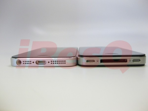 """iPhone 5"" vs. iPhone 4"
