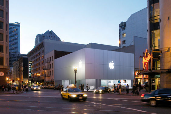 Apple Store, San Francisco